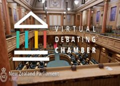 New Zealand Virtual Debating Chamber (Steam VR)
