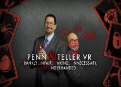 Penn & Teller VR: F U, U, U, & U (Oculus Quest)