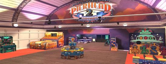 Pierhead Arcade 2 (Steam VR)