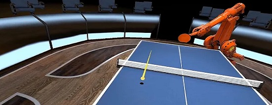 Ping Pong VR (Mobile VR)