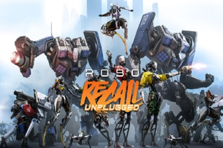 Robo Recall: Unplugged (Oculus Quest)