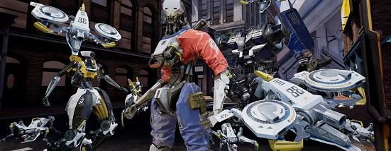 Robo Recall: Unplugged (Oculus Quest)