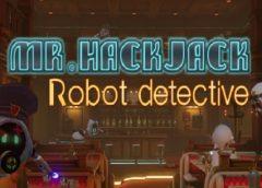 Robot Detective (Oculus Rift)