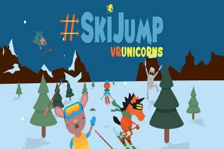 #SkiJump (Steam VR)