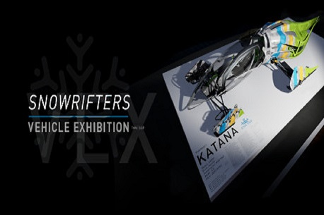 Snowrifters VEX (Steam VR)