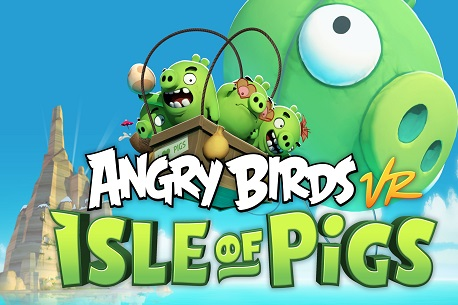 Angry Birds VR: Isle of Pigs (Gear VR)