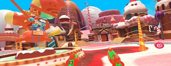 Candy Kingdom (Oculus Rift)