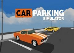 Car Parking Simulator (Oculus Go)