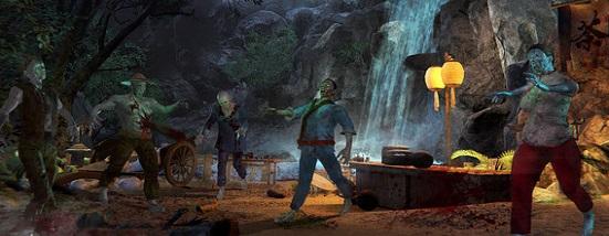 Qian-Shan Village (Steam VR)