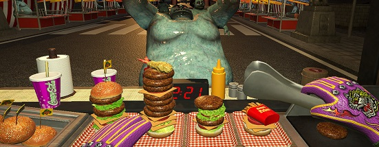 Dead Hungry (PSVR)