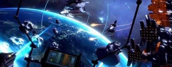 End Space (PSVR)