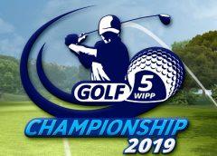 Golf 5 WIPP Championship 2019 (Oculus Go)