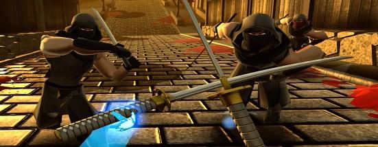 Ninja Legends (Oculus Quest)