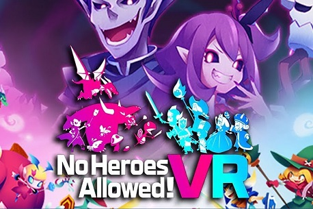 No Heroes Allowed! VR (PSVR)