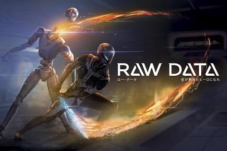 Raw Data (PSVR)