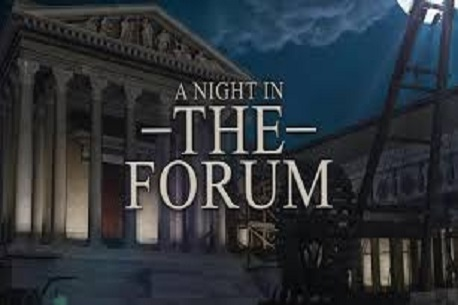 A Night in the Forum (PSVR)