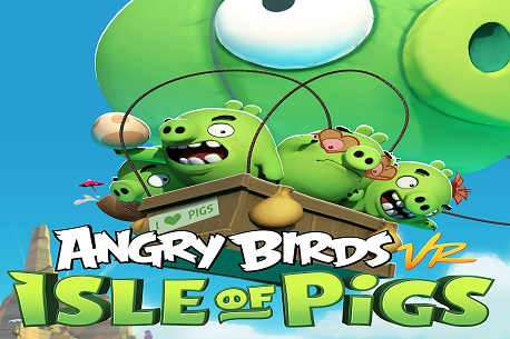 Angry Birds VR: Isle of Pigs (PSVR)
