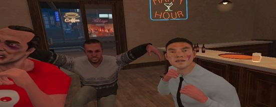 Drunkn Bar Fight (Oculus Quest)