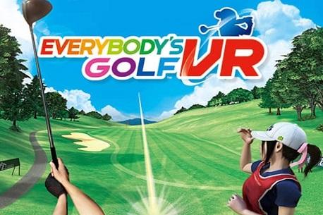Everybody's Golf VR (PSVR)