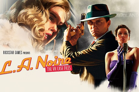 L.A. Noire: The VR Case Files (PSVR)