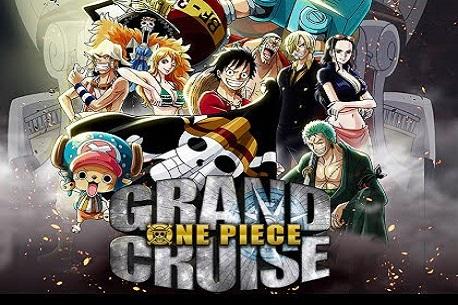 One Piece Grand Cruise (PSVR)