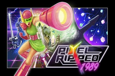 Pixel Ripped 1989 (PSVR)