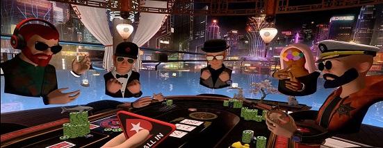Poker VR (Oculus Quest)