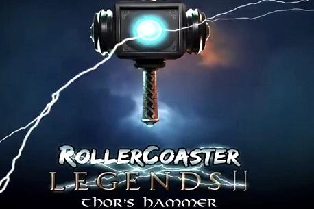 RollerCoaster Legends II: Thor's Hammer (PSVR)