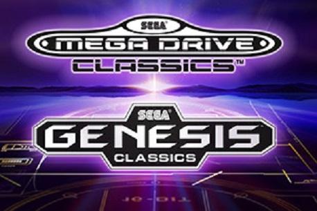 SEGA Mega Drive and Genesis Classics (Steam VR)