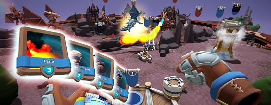 Skyworld: Kingdom Brawl (Oculus Quest)