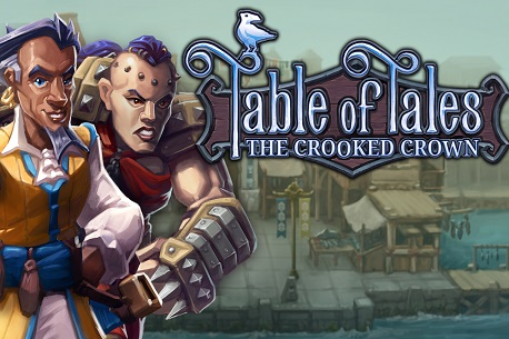 Table of Tales: The Crooked Crown (PSVR)