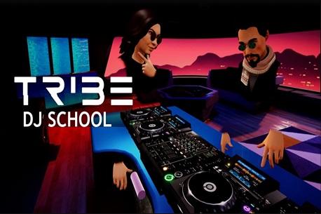 TribeXR DJ School (Oculus Quest)