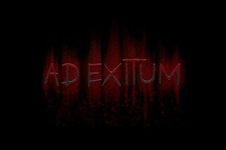 Ad Exitum (Steam VR)