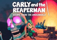 Carly and the Reaperman - Escape from the Underworld (PSVR)