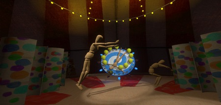 Felt Tip Circus (Steam VR)