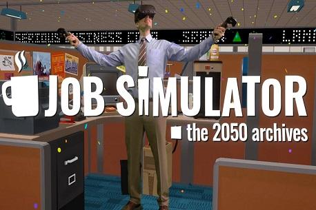 Job Simulator (Steam VR)
