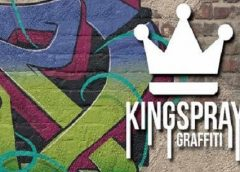 Kingspray Graffiti (Oculus Quest)