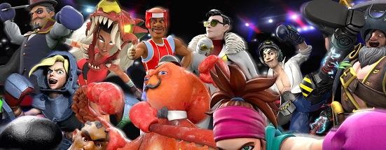 Knockout League (PSVR)