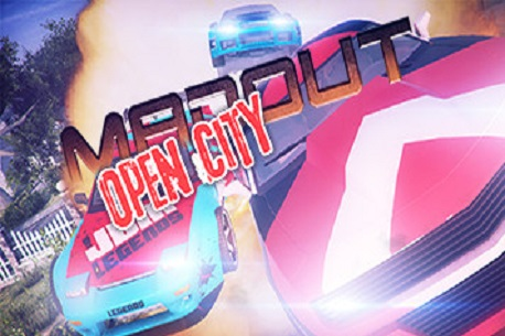 MadOut Open City (Steam VR)