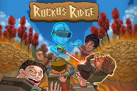 Ruckus Ridge VR Party (Steam VR)
