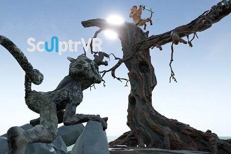 SculptrVR (Steam VR)