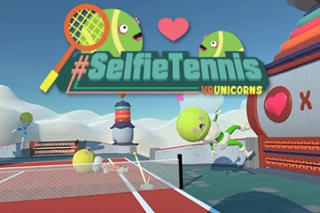 #SelfieTennis (Steam VR)