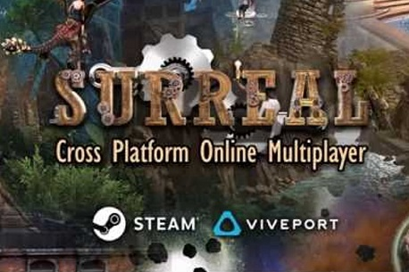 SurrealVR (Steam VR)