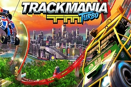 TrackMania Turbo (Steam VR)