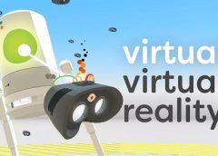 Virtual Virtual Reality (PSVR)