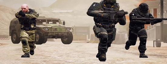 Warzone VR (PSVR)