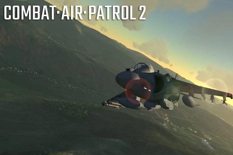 Combat Air Patrol 2: Military Flight Simulator (Steam VR)
