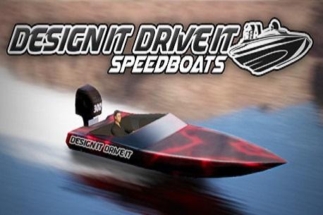 Design it, Drive it : Speedboats (Steam VR)