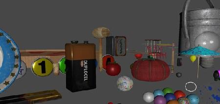 FTC Workshop Tool (Steam VR)