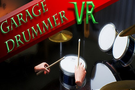 Garage Drummer VR (Steam VR)